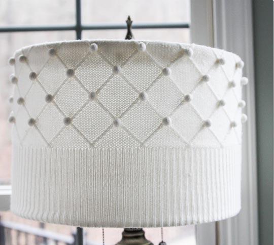 DIY-Sweater-Lampshade-Tutor