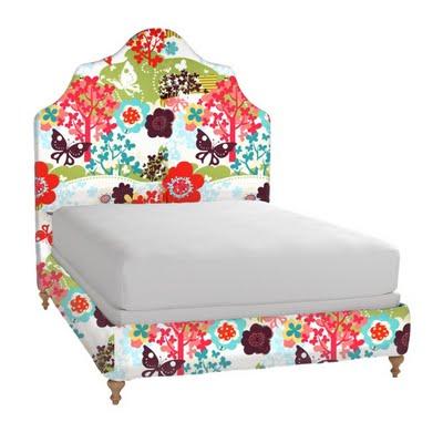 upholsteredbed