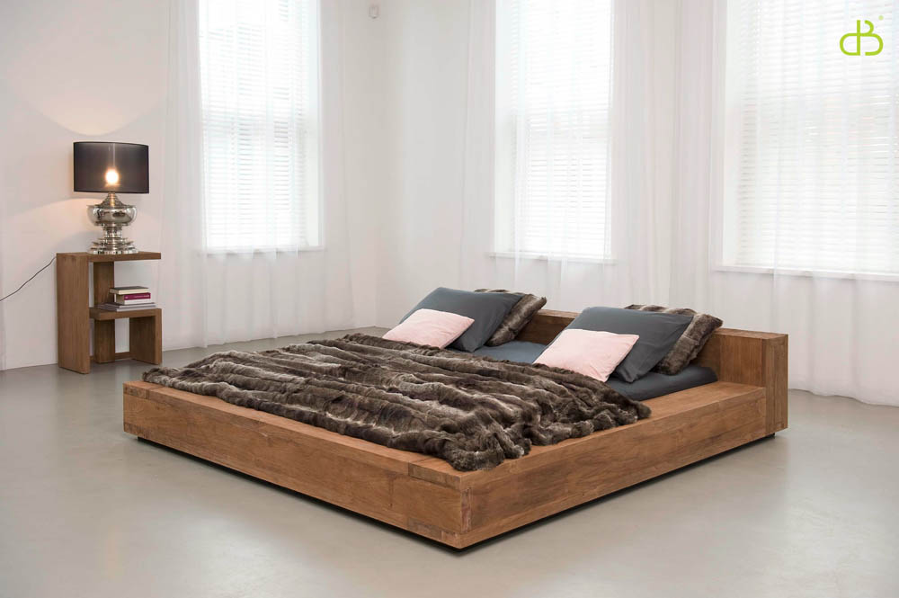 recycled_teak_wood_bed_singapore