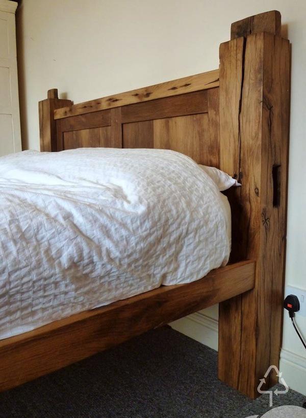 simpsoncarpentry_reclaimed_oak_bed