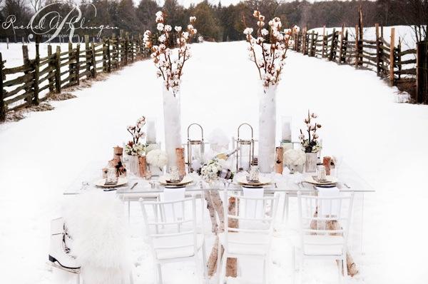 Muskoka Winter Wedding Ideas Toronto