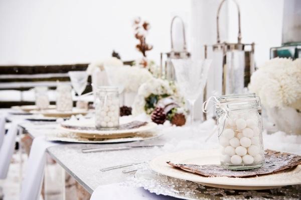 Winter Wedding Decorations Toronto Muskoka