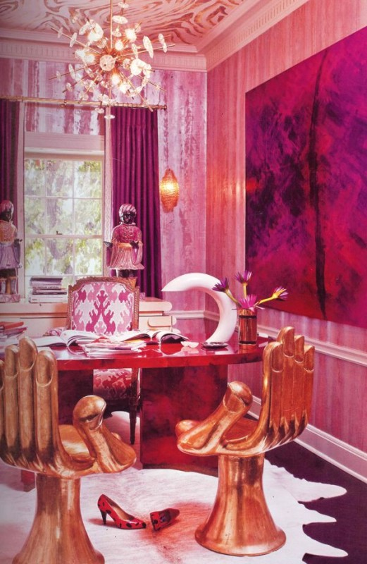 radiant-orchid-office-decor-inspiration