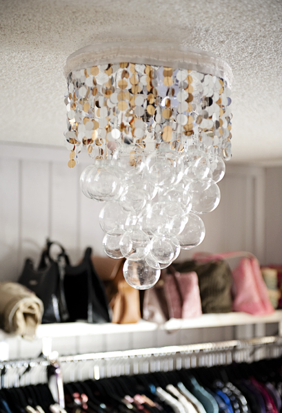 Fab-You-Bliss-Lifestyle-Blog-DIY-Ornament-Sequins-Chandelier-16