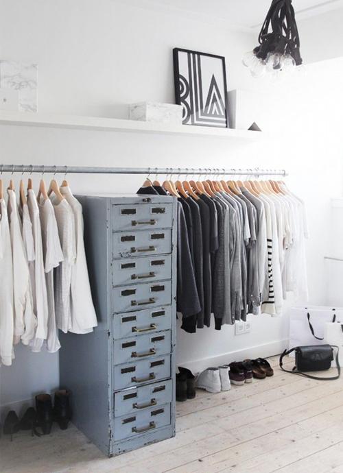 kledingrek-zelfmaker