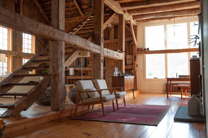 Превращение древнего сарая в современный дом From Baltic