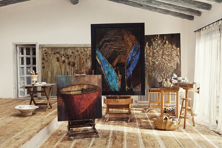 Ruben Ortiz atelier Costa Brava 05