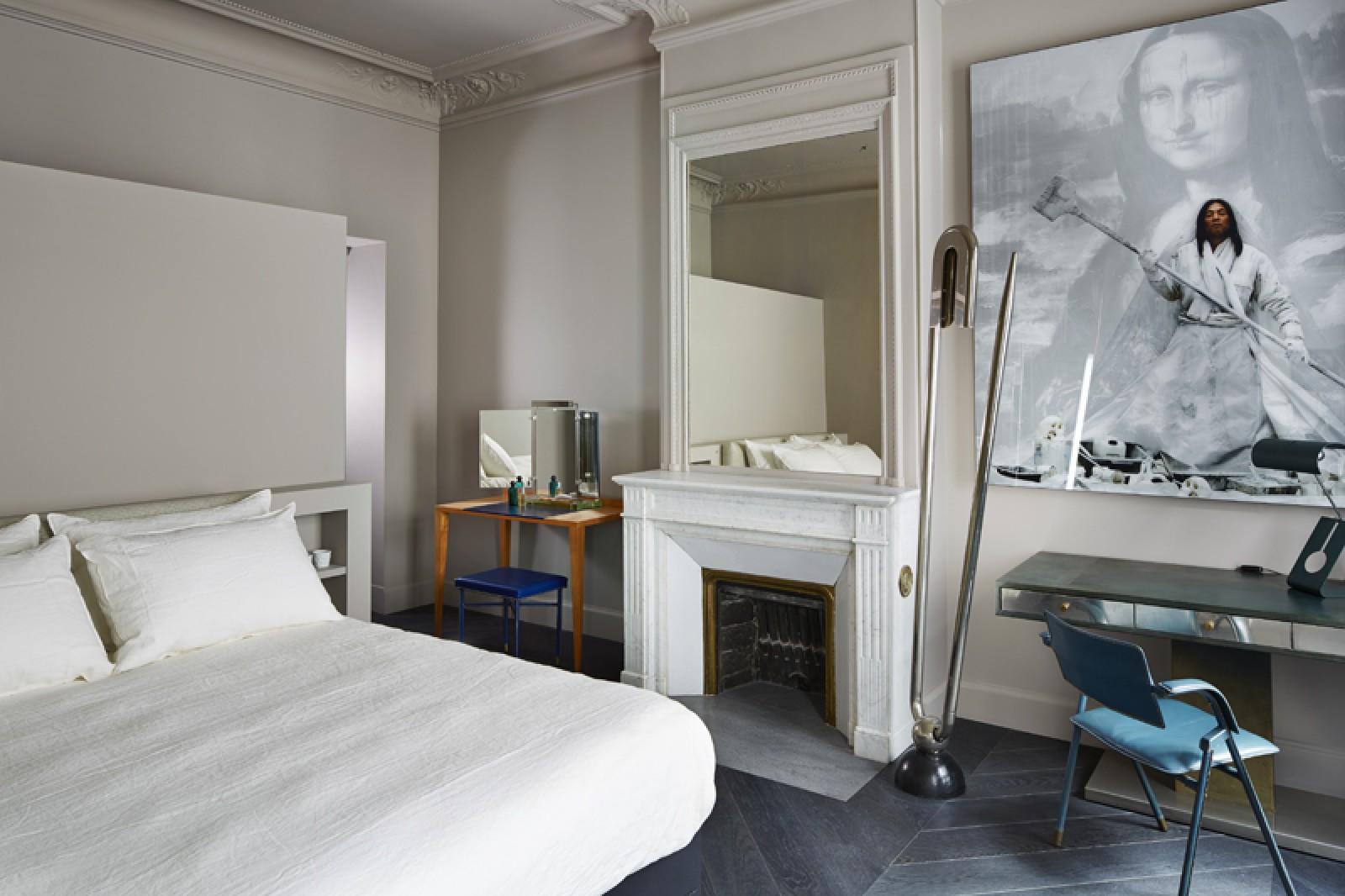 Дизайн парижских квартир