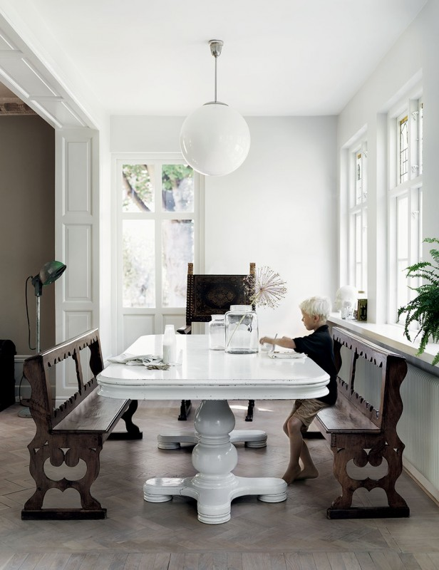 At home with Malin Persson