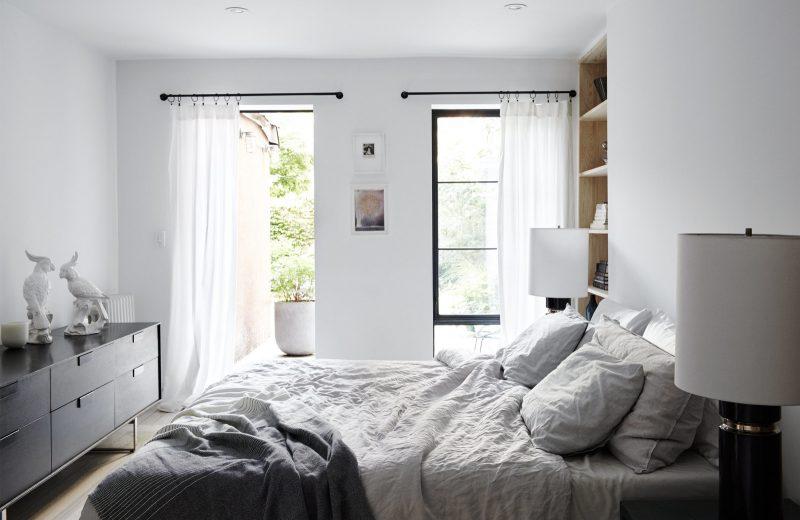 Brooklyn brownstone residence