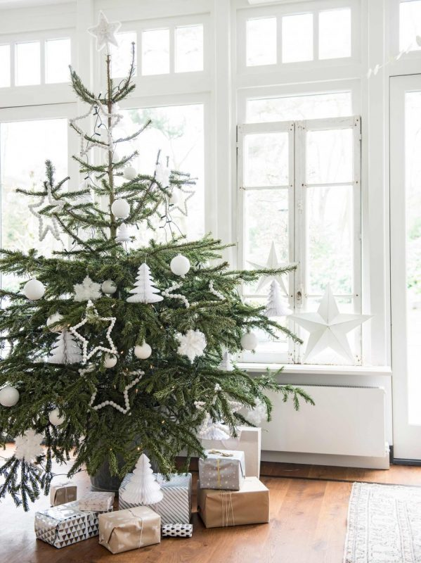 Christmas in house in Harderwijk