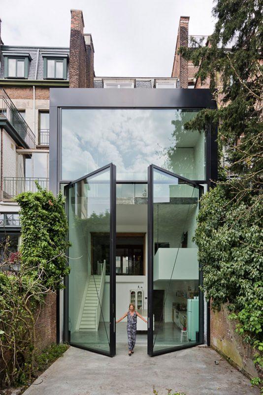 Town House in Antwerp-Sculp[IT]