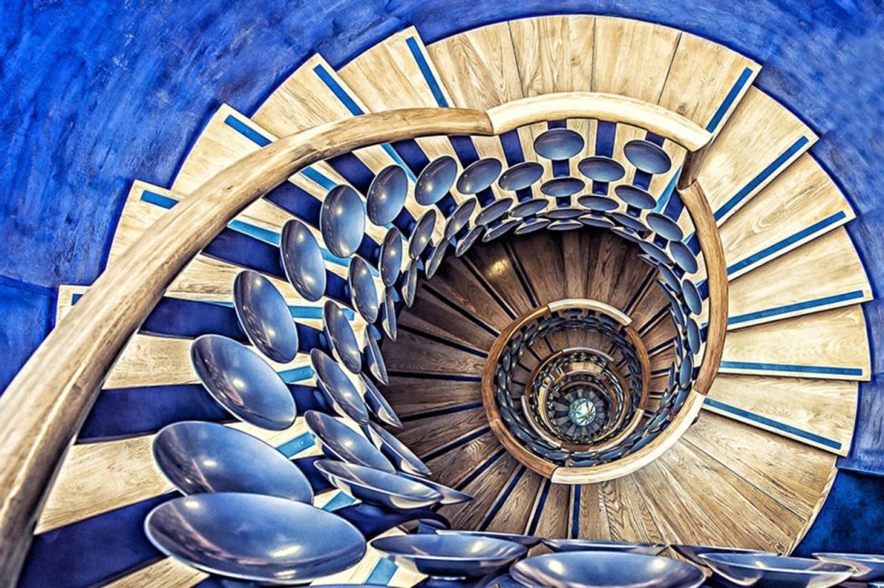 analysis of the spiral staircase