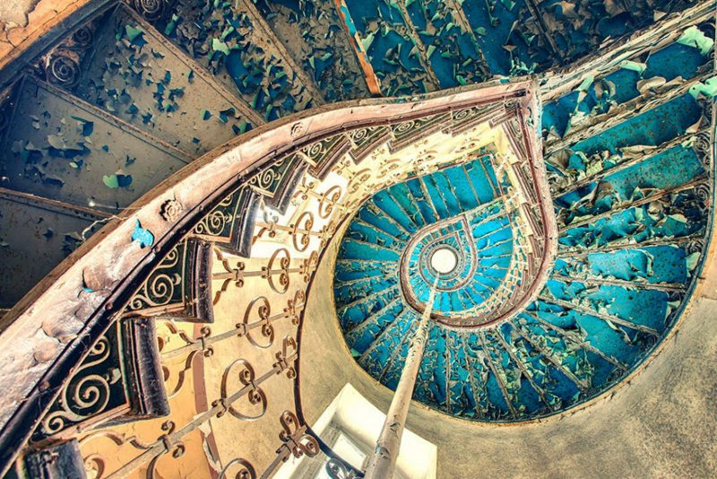 spiral staircases1