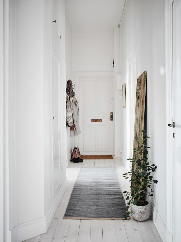 Gothenburg apartment in historical house