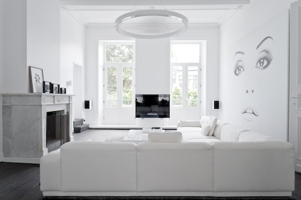 Total white home in Maastricht-3