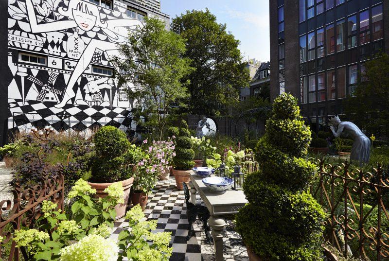 Andaz_Prinsengracht__Garden