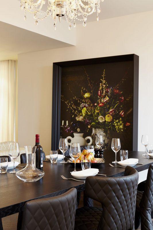 Andaz_Prinsengracht_Prinsengracht Suite_Dining