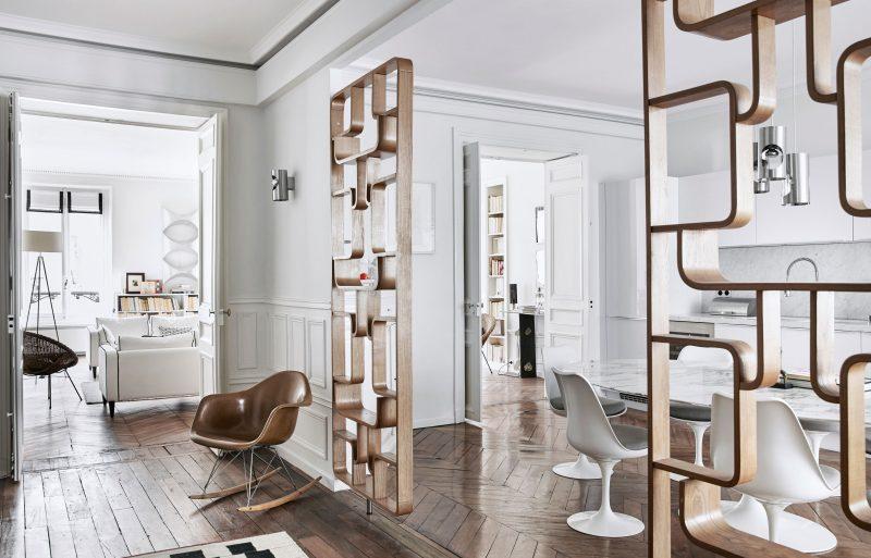 Jardin des tuileries apartment