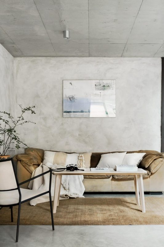 Spartan chic apartment in Stockholm-7