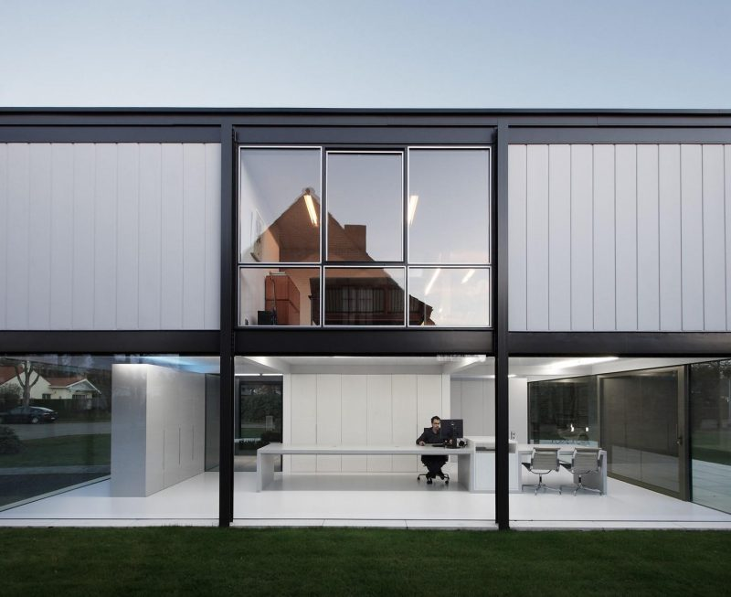 Arjaan De Feyter - Zoersel House 01