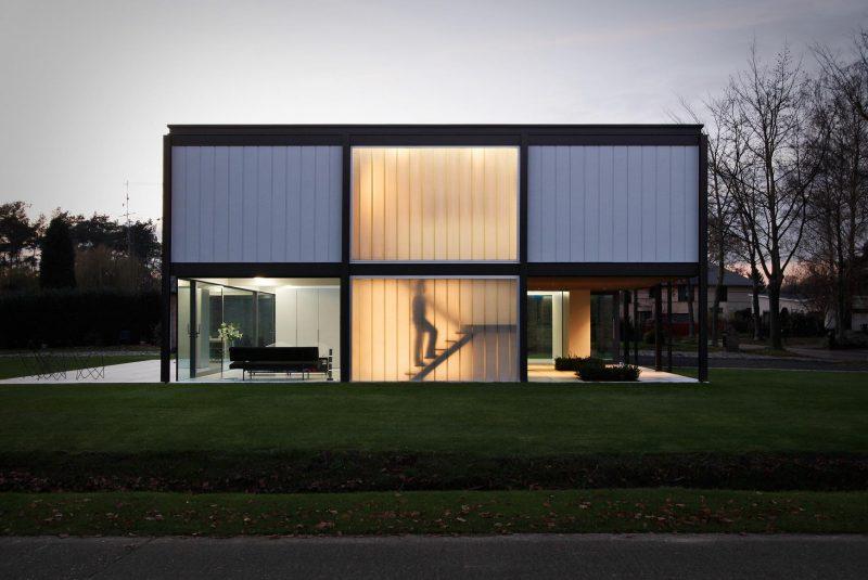 Arjaan De Feyter - Zoersel House 18