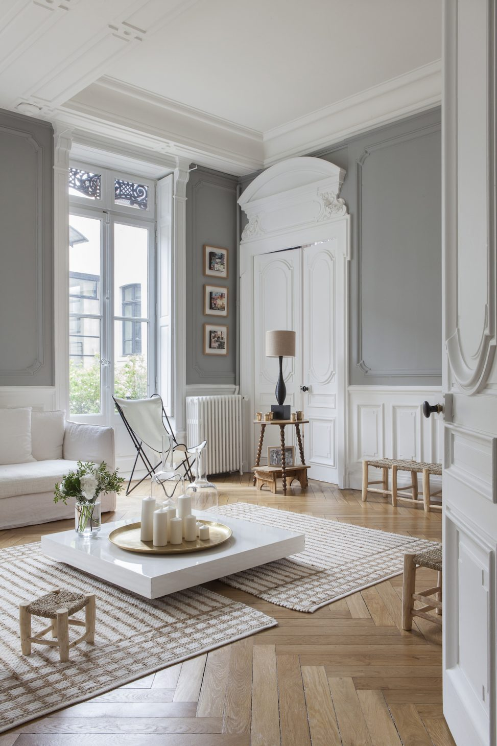 Classical French Style Apartment In Lyon